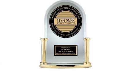 J.D. Power and Associates Award Winner