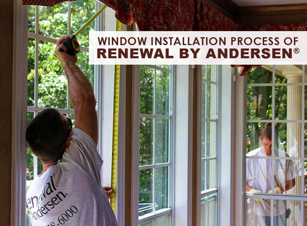 Video: Window Installation Process of Renewal by Andersen®